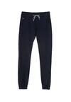 Granatowe Spodnie Seneca