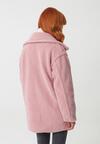 Różowy Płaszcz Today I Decided