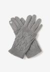 Szare Rękawiczki Aragona