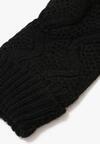 Czarne Rękawiczki Lynnhaven