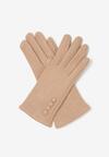 Jasnobeżowe Rękawiczki Kalihi