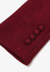 Bordowe Rękawiczki Kalihi
