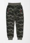 Ciemnozielone Spodnie Leavenworth
