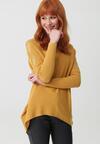 Żółty Sweter Burning Questions