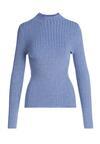 Niebieski Sweter Aaliya