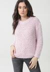 Różowy Sweter Shania