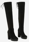Czarne Kozaki Eleanora