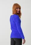 Ciemnoniebieski Sweter No Care