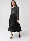 Czarna Spódnica Hennah