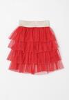 Czerwona Spódnica Shauna