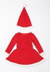 Czerwona Sukienka Velez