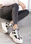Czarne Sneakersy Theodora