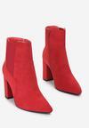 Czerwone Botki Kaya