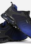 Niebiesko-Czarne Buty Sportowe Mccarty