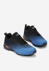 Niebiesko-Czarne Buty Sportowe Stafford