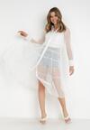 Biała Sukienka Muir