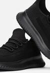 Czarne Buty Sportowe Iselle