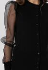 Czarny Sweter Tanisha