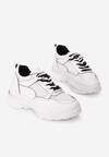 Białe Sneakersy Hartman