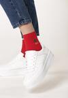Białe Sneakersy Raymond