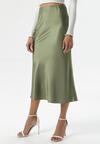 Zielona Spódnica Decisively
