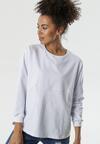 Biała Bluza Fording