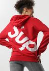 Czerwona Bluza Super Cool