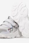Białe Buty Sportowe Meerab