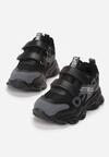 Czarne Buty Sportowe Malaika