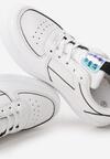 Biało-Czarne Sneakersy Phillips