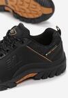 Camelowo-Czarne Buty Sportowe Meyers