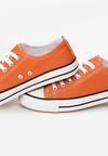 Pomarańczowe Trampki Jazlyn