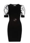 Czarna Sukienka Outstanding Balance