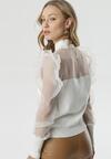 Biała Bluzka Villarreal