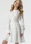 Biała Sukienka Owen Sound