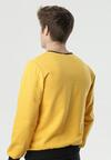 Żółta Bluza Garner