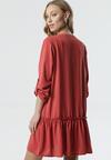 Czerwona Sukienka Lister