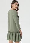 Zielona Sukienka Lister
