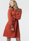 Czerwona Sukienka Rahma