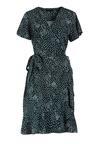 Ciemnozielona Sukienka Marcia