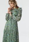 Zielona Sukienka Lullie