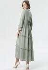 Miętowa Sukienka Consideration