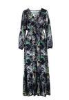 Granatowa Sukienka Jean