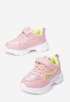 Różowe Buty Sportowe She Is On My Mind