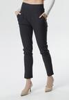 Granatowe Spodnie No Tears