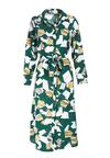 Zielona Sukienka Afsana