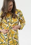 Żółta Sukienka Peterson
