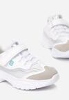 Białe Buty Sportowe Armelle
