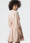 Jasnoróżowa Sukienka Lucienne