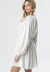 Biała Sukienka Sistine